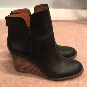 Wedge Bootie by Lucky Brand